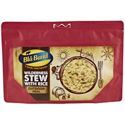 Bla Band Wilderness Stew Expedition Meal